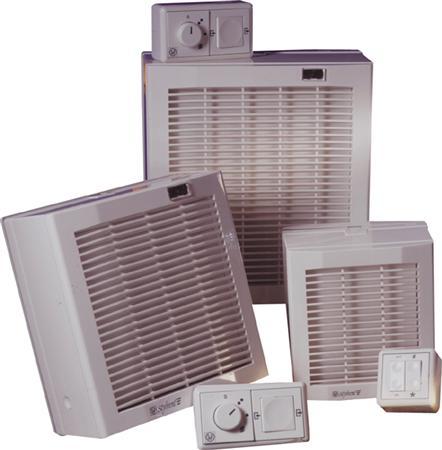 Ventilator med snoretræk