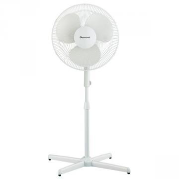 ds-640ne grå lys hastigheder 3 m cm ø40 gulvventilator duracraft