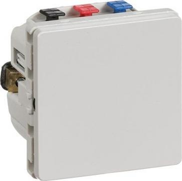 lysegrå modul 1 sparepærer led og cfl til også modtager relæ allround fuga - wireless ihc lk