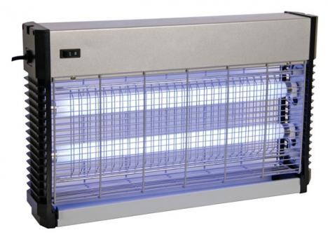 timer 1000-2000 til op brændetid 230v - 15w x 2 - insektdræber elektrisk