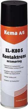 400ml smør el-k80s kontaktrens