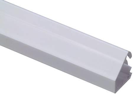 perlehvid 17x17mm md17 tape m låg m minikanal