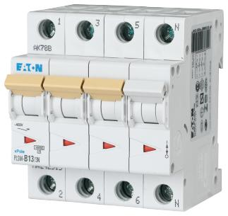 modul 4 nul polet 3 13a c automatsikring moeller eaton