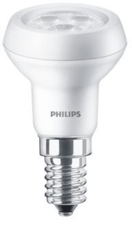 reflektorpære 30w 2w 2 dæmpbar ikke 36 lumen 150 e14 827 2w 2 r39 corepro led philips