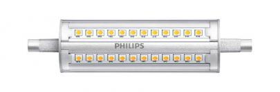 halogenrør 100w 14w dæmpbar ikke lumen 1600 830 14w r7s corepro led philips