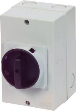aflåsning for greb sort grå ip65 m20 for udslag 4 20a polet 3 sikkerhedsafbryder