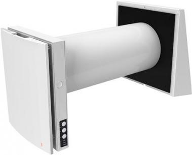 varmegenvinding med comfo pro c 50 rv ventilator