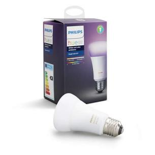 pære n i ambiance color and white e27 a60 10w hue philips