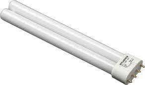 kompaktrør 4-pin 2g11 cf-l lynx 827 24w pll sylvania