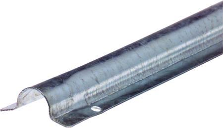 meter 1 længde 10mm2 23mm dækskinne
