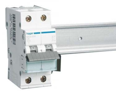 mcn516e - modul 2 16a n 1p automatsikring hager