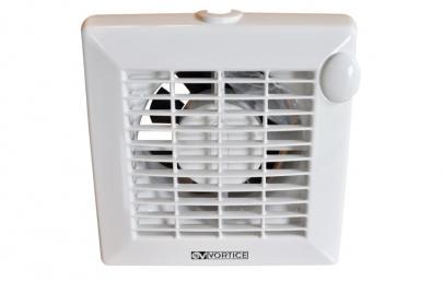ventilator lukke automatisk timer hygrostat m m120 punto vortice