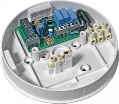 udstyr andet til signal for brug til forsyning 230vac ei-166 ei-146 røgalarm for relæsokkel