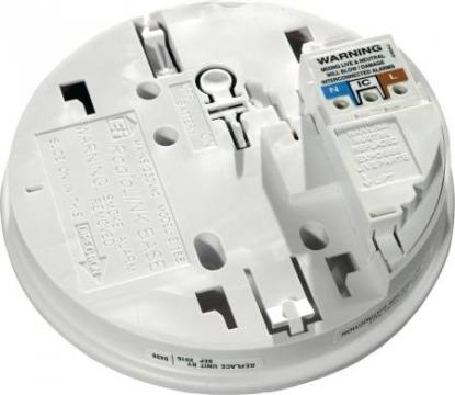 batteri genopladeligt fast inkl røgalarmer ei-146 mellem overførsel trådløs for brug til radiolink ei-168 230v sokkel
