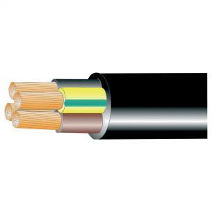 udendørs gkso - afmålt h07rn-f - mm2 5 2x1 gummikabel