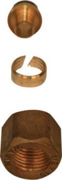 sæt pexkobl 2-15mm 1 wavin