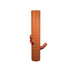 Køb Wavin central tagnedløbsbrønd 315/110x1750mm, med vandlås, 35 ltr. sandfang 192927336
