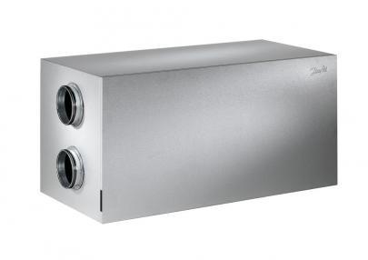353991160 nipler mm 160 stk 4 husk a2 air varmegenvinding med ventilationsanlæg danfoss