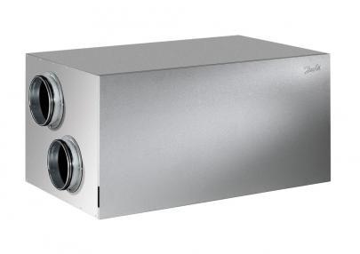 a3 air varmegenvinding med ventilationsanlæg danfoss