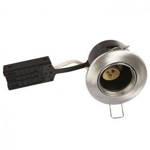 alu børstet lyskilde ex ø88mm 230v gu10 alda products scan