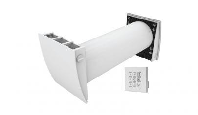 varmegenvinding et-rums ø160mm d6 one duka