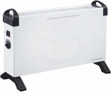 2000w 1250w 750w 3-effektindstillinger hvid konvektorradiator fritstående