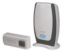 mlr-1105 batteri f dørklokke trådløs nexa