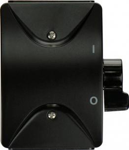 reparationafbryder sort - h n 3pol 16a sikkerhedsafbryder