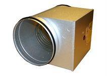 flex air 1500w mm ø160 elvarmeflade danfoss