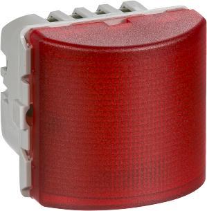 blink konstant rød 230v led signallampe fuga lk