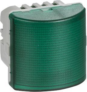 blink konstant grøn 230v led signallampe fuga lk