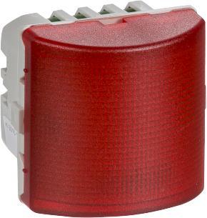 blink konstant rød 12v led signallampe fuga lk