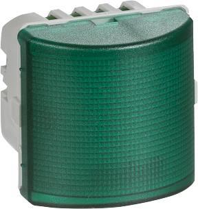 blink konstant grøn 12v led signallampe fuga lk