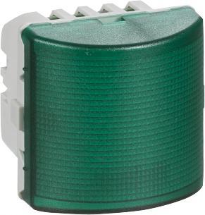 blink konstant grøn 24v led signallampe fuga lk