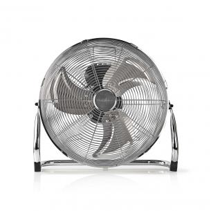metal vipbar 3-hastighed cm 40 ventilator gulv