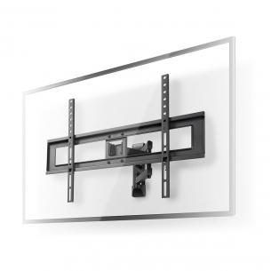 sort stål abs drejepunkter 3 mm 427 vægafstand maksimal mm 79 vægafstand minimum drejes kan vipbar kg 25 vægt maksimal 37-70 vægbeslag tv motion fuld