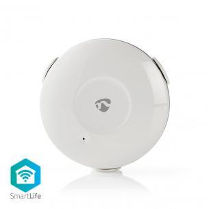 vandalarm batteridrevet wi-fi med vandlækagedetektor smart nedis