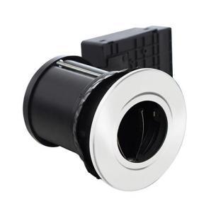 spot lufttætte det hvid - downlight 95mm h ø87mm gu10 tight diospot