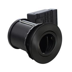 spot lufttætte det sort - downlight 95mm h ø87mm gu10 tight diospot