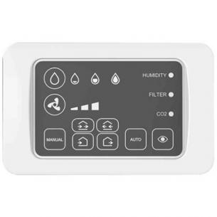 100 remote til panel remote uno klimair