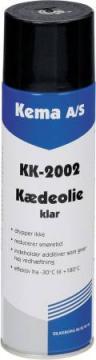 500ml kk-2002 klar kædeolie