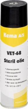 500ml vet-68 olie steril