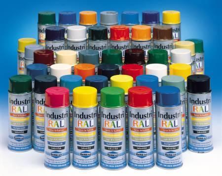 ral9005 sort dyb 400ml spray
