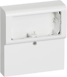 hvid sprosse uden vandret modul 2 panelunderlag softline fuga lk