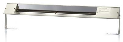 1215mm 230v 1000w ta-100 infratemper strålevarme jevi