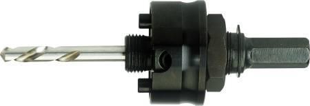 10mm borepatron 5mm 8 skaft ø32-100mm hulsave til holdere