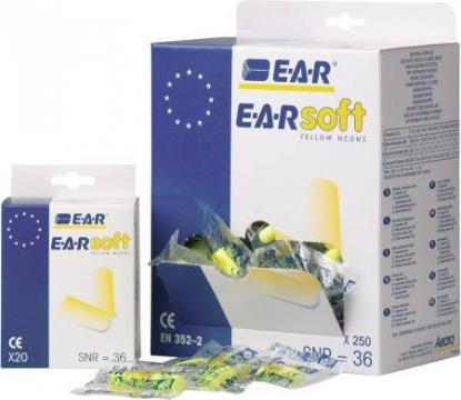 høreværn soft ørepropper