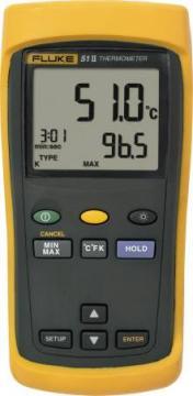 51-ii fluke digital termometer fluke