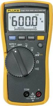 rms true 114 multimeter fluke