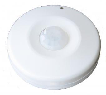 hvid ø110mm 360 bevægelsessensor loft